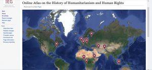 Online Atlas Screen shot